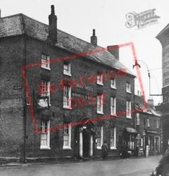 Swan Hotel c.1955, Alcester