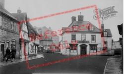 Swan Street c.1955, Alcester