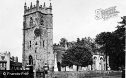 The Church c.1955, Alcester