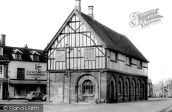 Town Hall c.1949, Alcester