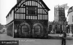 Town Hall c.1950, Alcester