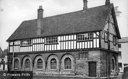 Town Hall c.1955, Alcester