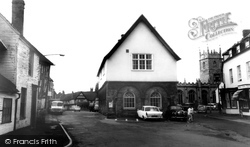 Town Hall c.1965, Alcester