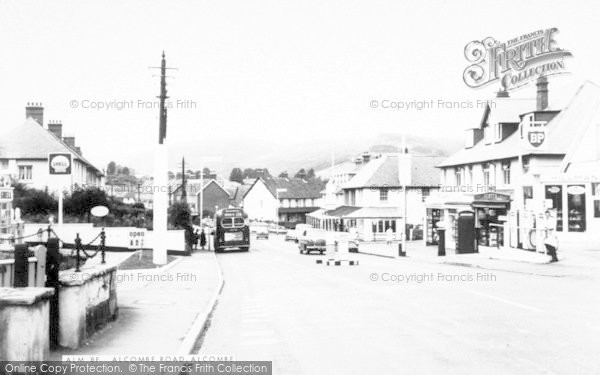 Photo of Alcombe, Alcombe Road c.1965