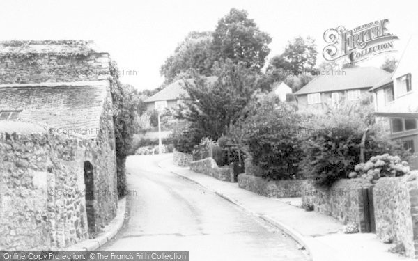 Photo of Alcombe, Barton Road c.1965