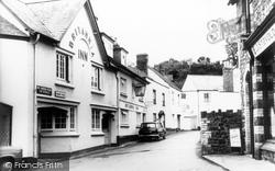 Alcombe, Britannia Inn c.1960