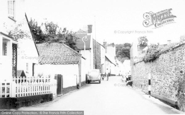 Photo of Alcombe, Brook Street c.1965