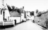 Alcombe, Brook Street c.1965