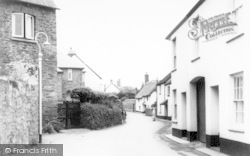 Alcombe, Church Street c.1965