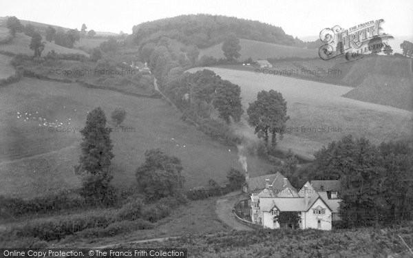 Photo of Alcombe, Combe 1912