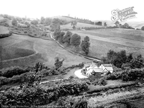 Photo of Alcombe, Combe 1930