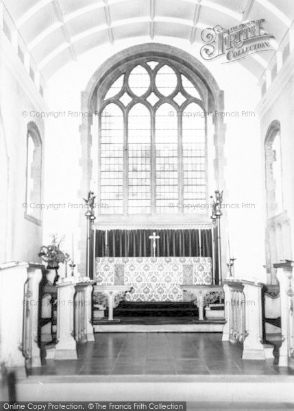Photo of Alcombe, Parish Church Of St Michael The Archangel c.1965