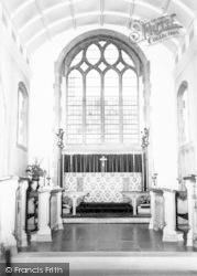 Parish Church Of St Michael The Archangel c.1965, Alcombe