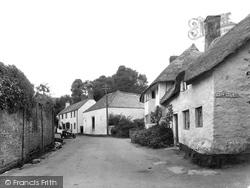 Alcombe, The Village 1930
