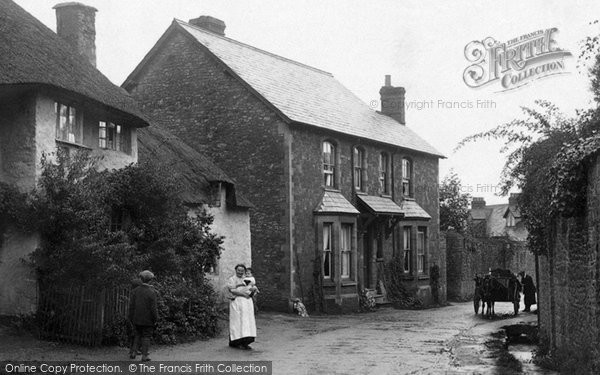 Photo of Alcombe, Village Life 1912