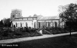 Aldborough, Church 1895