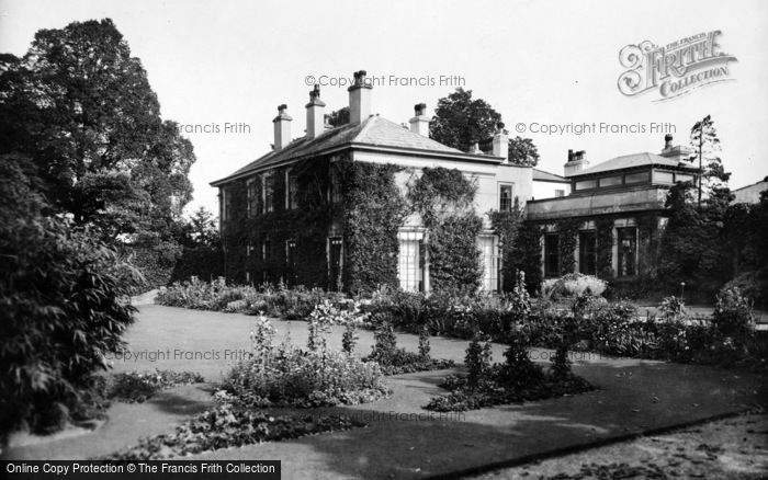 Photo of Aldborough, Manor 1907