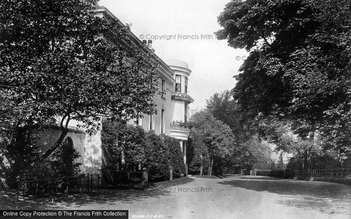 Photo of Aldborough, Manor House 1895
