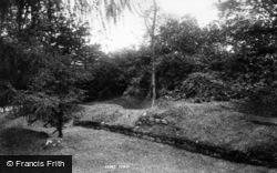 Manor House Gardens 1895, Aldborough