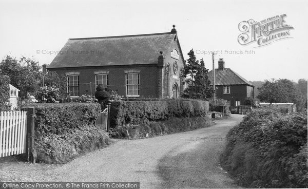 Aldborough, The Chapel c.1955