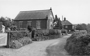 Aldborough, The Chapel c.1955