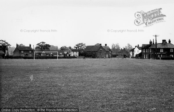 Aldborough, The Green c.1955