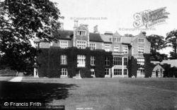 Aldborough, The Hall 1895
