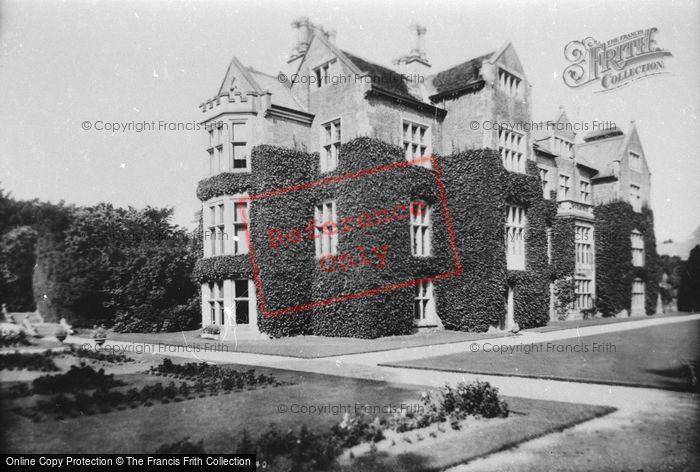 Photo of Aldborough, The Hall 1907