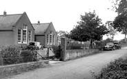 Aldborough, The School c.1955
