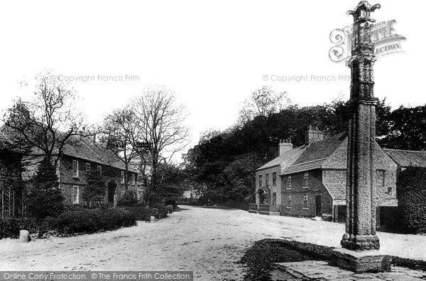 Aldborough, the Village 1895