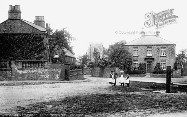Photo of Aldborough, The Village 1895