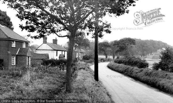 Aldborough, Thwaite Hill c.1955