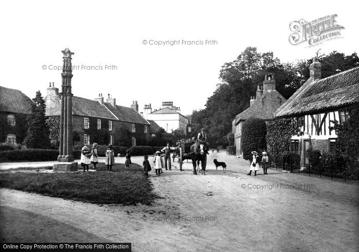 Photo of Aldborough, Village 1907