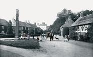 Aldborough, Village 1907