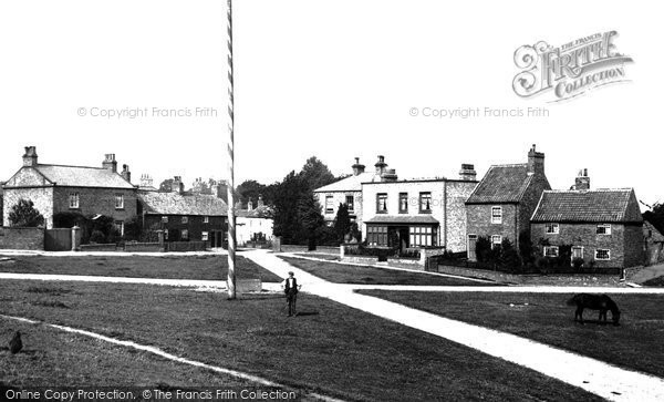 Photo of Aldborough, Village Green 1907