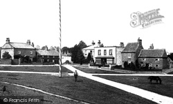 Aldborough, Village Green 1907