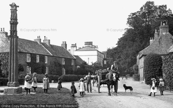 Photo of Aldborough, Village Life 1907