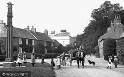 Aldborough, Village Life 1907