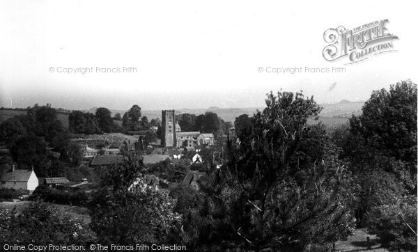 Photo of Aldbourne, c.1965