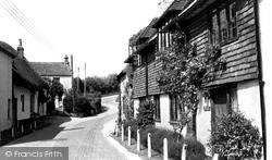 Aldbourne, Castle Street c.1965