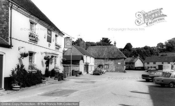 Photo of Aldbourne, The Village c.1965