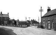 Aldbrough, Church Street c.1960