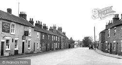 Aldbrough, High Street c.1955