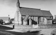 Aldbrough St John, St Paul's Church c.1955