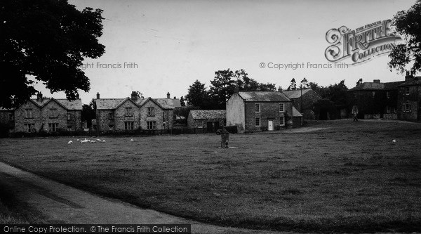 Photo of Aldbrough St John, The Green c.1955