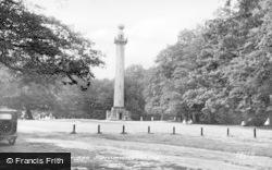 Aldbury, The Bridgewater Monument, Ashridge Estate c.1955