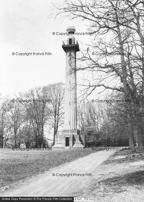 Photo of Aldbury, The Bridgewater Monument, Ashridge Estate c.1965