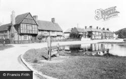 Aldbury, The Village c.1965