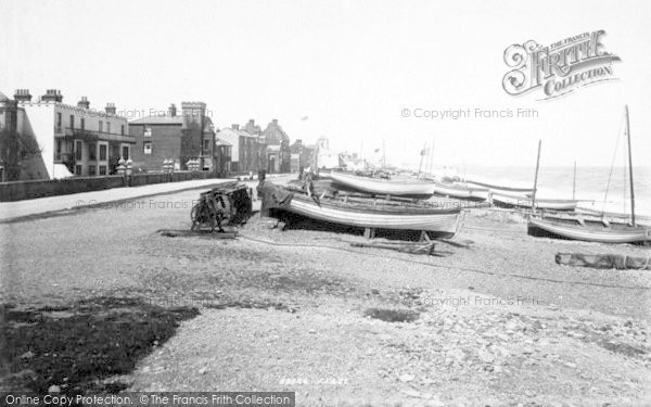 Photo of Aldeburgh, 1894