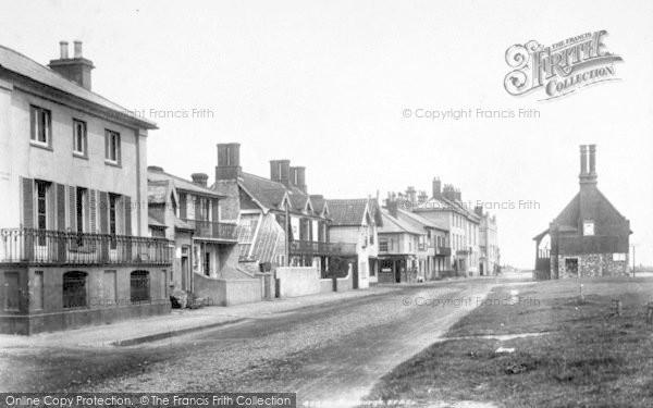 Photo of Aldeburgh, 1901